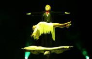 Actuación de El mago Yunke en Arnedo, el 7 de enero