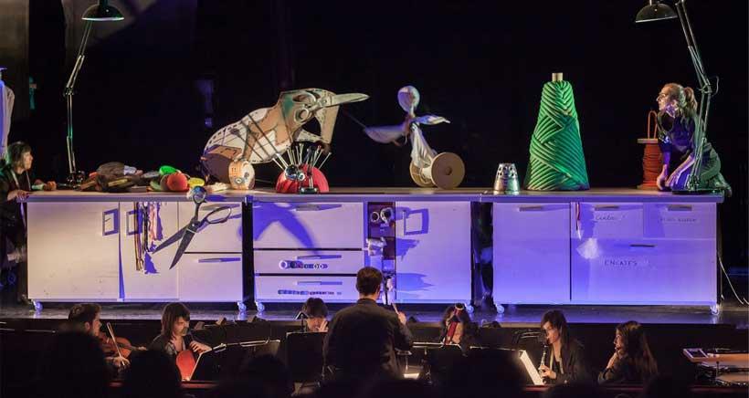 Teatro para niños en Riojaforum: El Sastrecillo Valiente