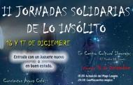 Magia y actividades para niños en las II Jornadas Solidarias de lo Insólito