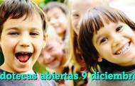 Ludotecas para el viernes 9 de diciembre en Logroño