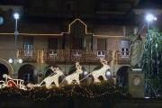 Saluda a diciembre en el VI Mercado de Navidad de Calahorra