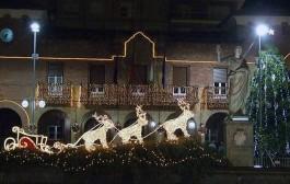 Saluda a diciembre en el VII Mercado de Navidad de Calahorra