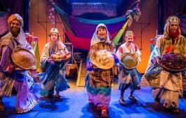 La magia del musical de Aladín llega a Arnedo