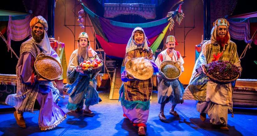 La magia del musical de Aladín llega a Logroño