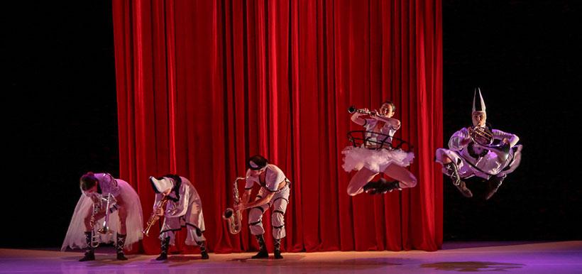 'Pinoxxio', danza para niños y público familiar en el Bretón