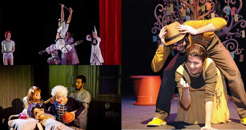 Obras para niños en el Teatro Bretón: danza, marionetas y teatro para comenzar 2017
