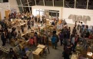Actividades para niños en el V Open Mercado, en el Museo Würth