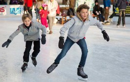 Este sábado, juegos en familia, piscina y patinaje gratis con la 'Operacion kilo'