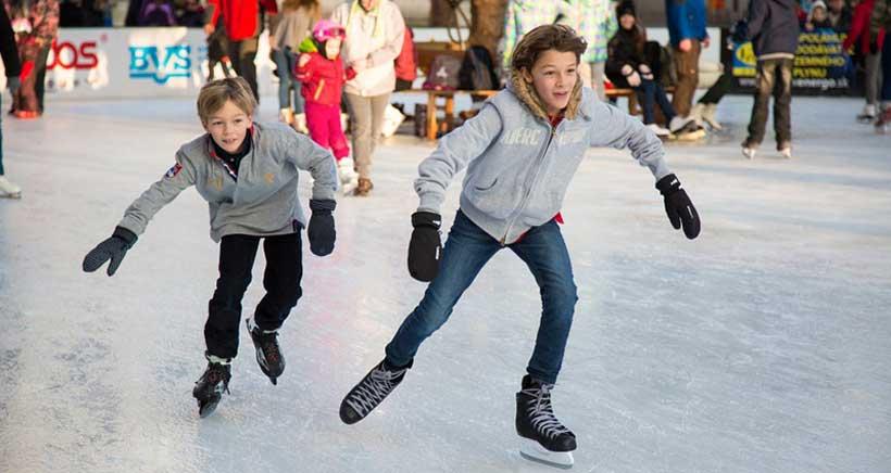 Piscina y patinaje gratis con la 'Operacion kilo'