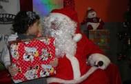 Fiesta de Navidad con Papá Noel en Paintball Ocio Rioja
