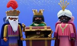 Reyes-Magos en Logrono
