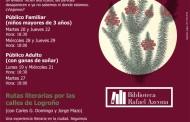 Viaja con 'El Principito' en la Biblioteca Rafael Azcona