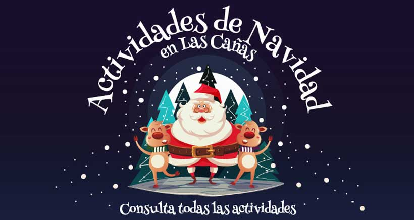 Teatro, cocina o manualidades entre las actividades de Navidad en Las Cañas