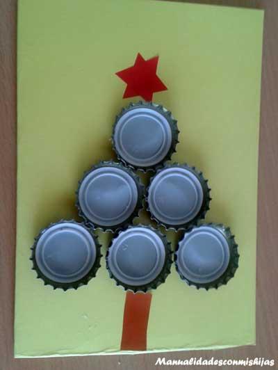 Felicitaciones De Navidad Para Infantil.Manualidades De Navidad Para Ninos De Infantil