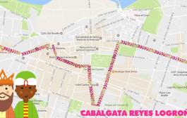La Cabalgata de Reyes de Logroño, este año más larga