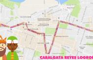 La Cabalgata de Reyes de Logroño (horarios, carrozas…)