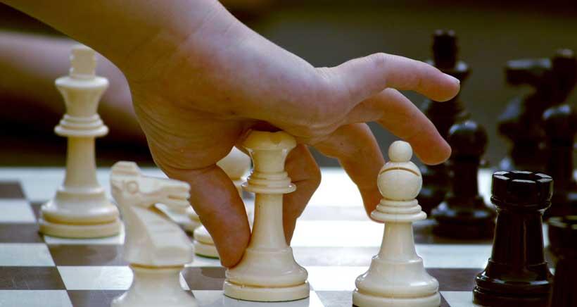 Taller en familia: ajedrez y juegos de lógica