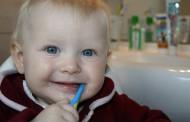 Cómo evitar las caries antes de los 3 años