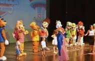 El espectáculo infantil 'La Patrulla en acción', en Logroño