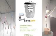Exposición TransformARTE, cuando lo inservible se convierte en arte