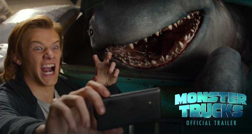 Estreno de cine para niños: Monster Trucks (horarios y cines en Logroño)