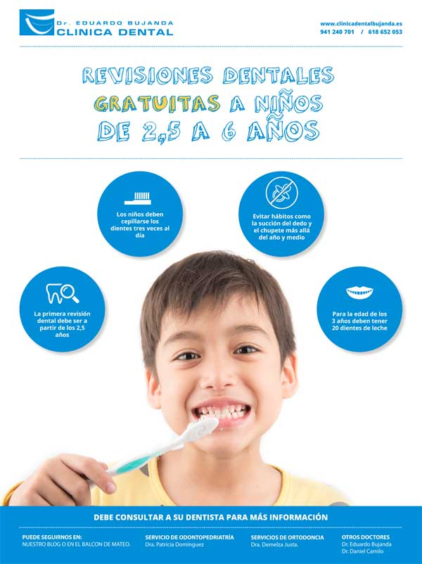 Revisiones-ninos-gratis-clinica-dental-bujanda