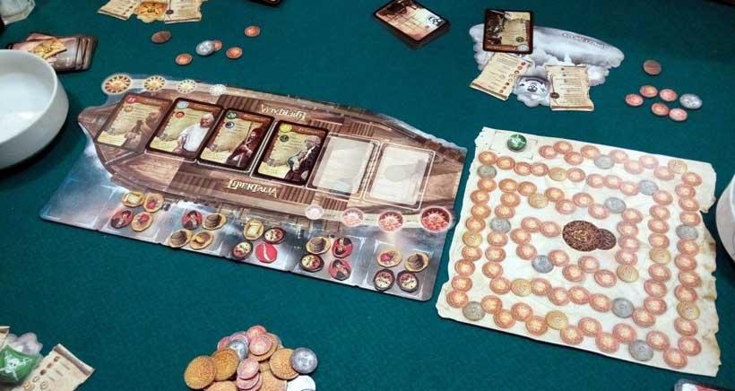 Este sábado, juegos de mesa en familia en el Ateneo