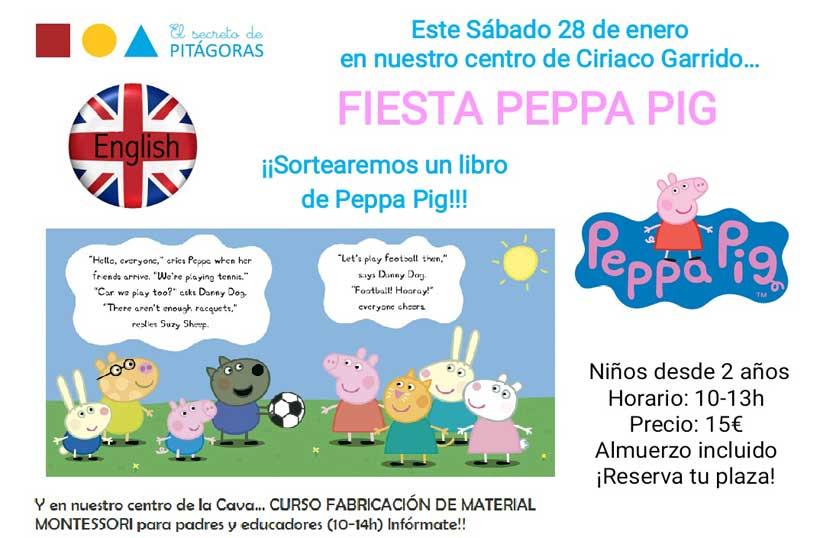 taller-peppa-pig-en-ingles-El-Secreto-de-Pitagoras