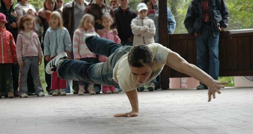 "Taller de ""Street Dance"" para niños en Arnedo"