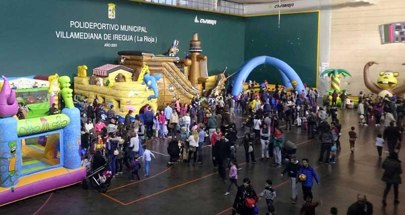 Actividades gratuitas para niños y niñas en el Carnaval de Villamediana