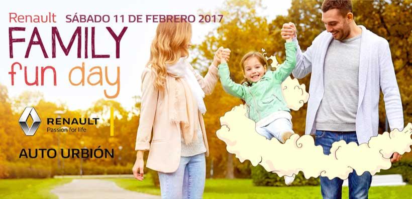 Family Fun Day en Renault: diversión en el concesionario