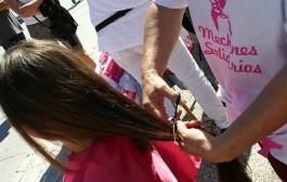 30 centímetros de tu pelo para ayudar a enfermos de cáncer