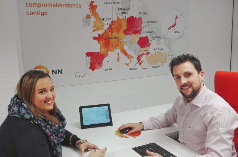 Nationale-Nederlanden ayuda a las familias de Logroño a planificar su futuro financiero