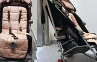 Silla de paseo McLaren Techno XLR de segunda mano en Logroño