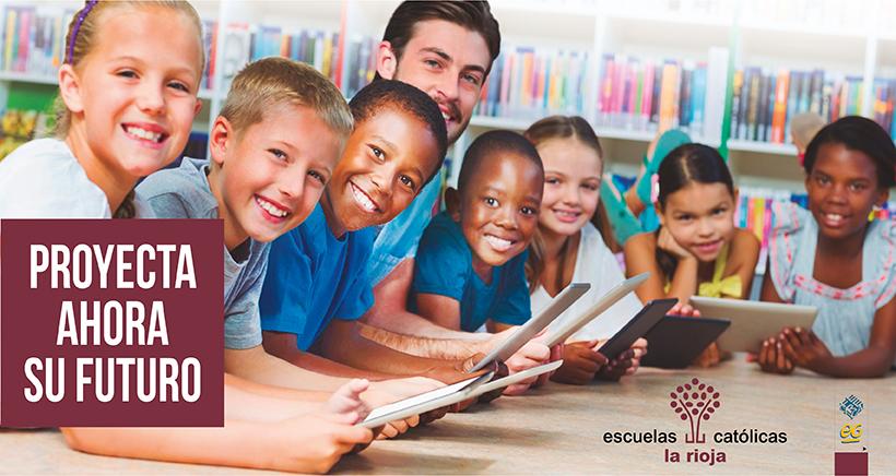 Los centros de Escuelas Católicas La Rioja abren sus puertas a las familias