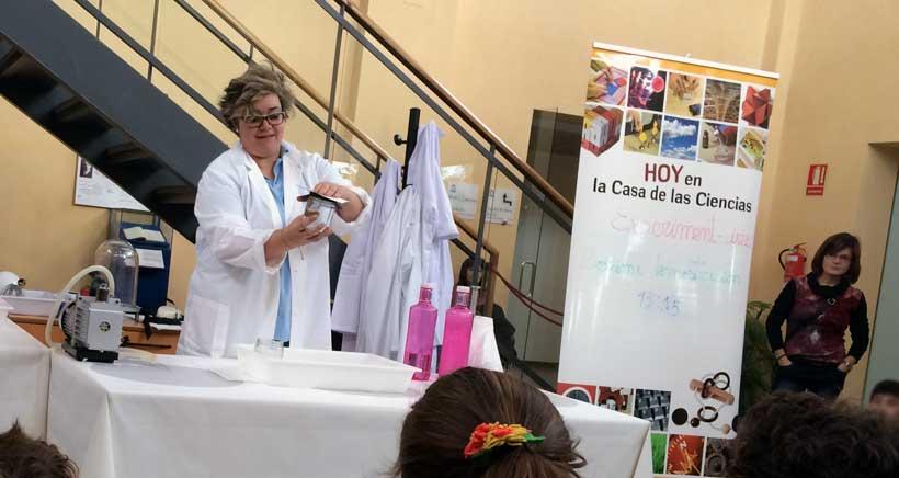 Actividades para niños en verano en la Casa de las Ciencias