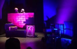 Teatro para animar a los niños a leer, este domingo en la Sala Negra