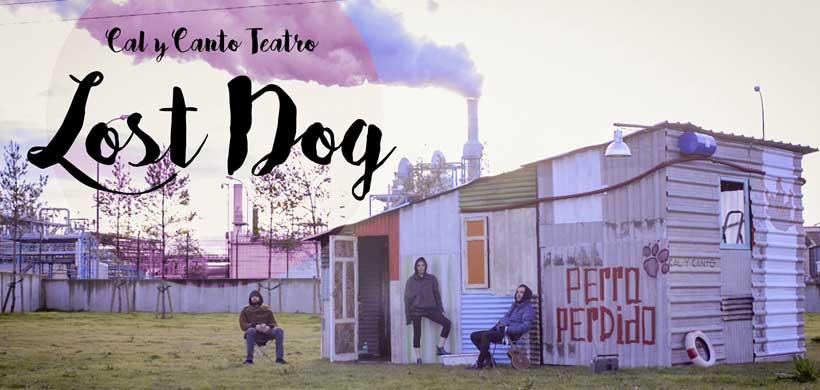 """Lost Dog, teatro para niños en una """"chabola"""""""