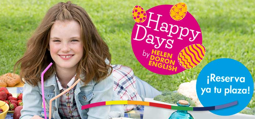 Aprende inglés en los 'Happy Days' de Helen Doron English Logroño