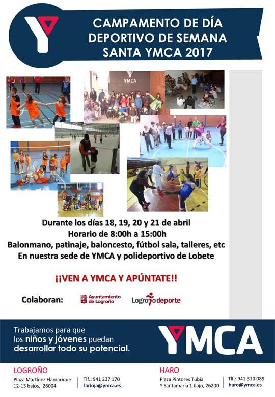 Ludoteca-deportiva-YMCA-Logrono-Semana-Santa