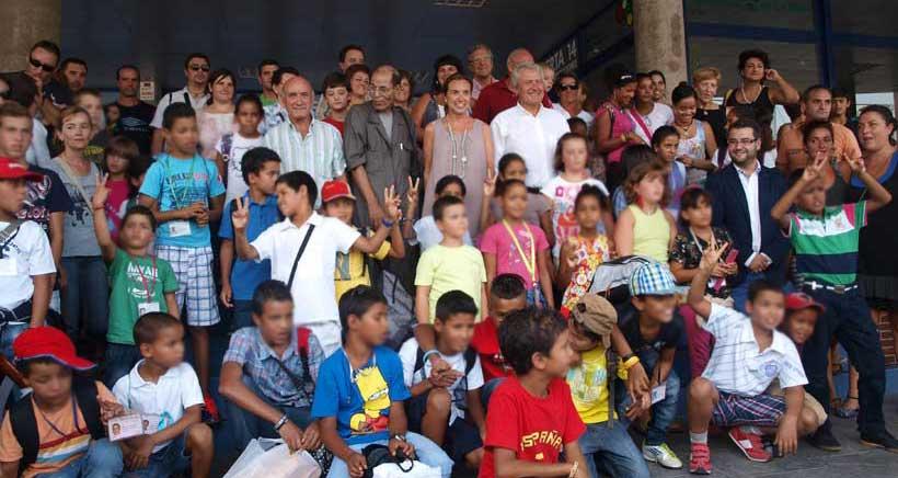Programa 'Vacaciones en Paz' en Logroño: ofréceles un verano diferente