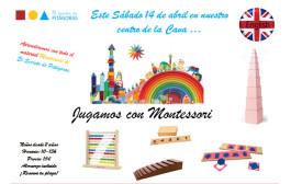 Juegos Montessori en inglés, en El Secreto de Pitágoras