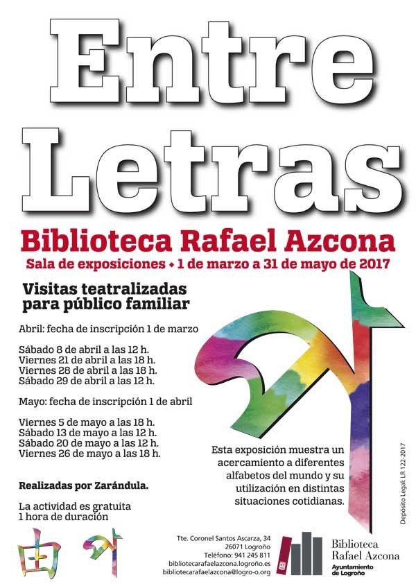 actividades-biblioteca-rafael-azcona-visitas-teatralizadas-Entreletras