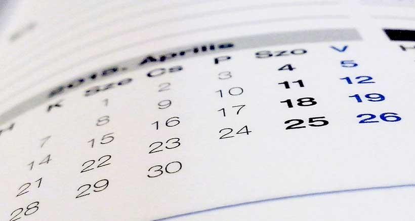 Calendario escolar 2017/18 en La Rioja