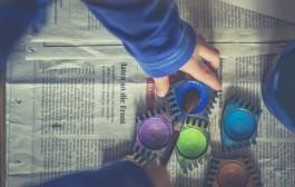 Taller de arte para niños sobre Klimt