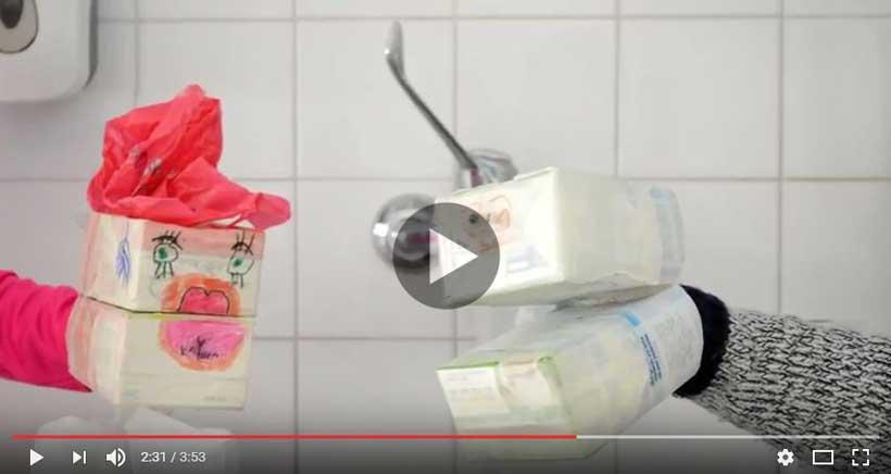 Los alumnos del Varia te enseñan cómo ahorrar 2 años de agua
