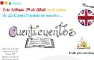 Cuentacuentos en inglés para niños desde 2 años
