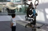Al Museo Würth La Rioja con los niños: exposición Todo es movimiento