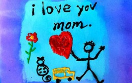 Inglés y manualidades para el Día de la Madre