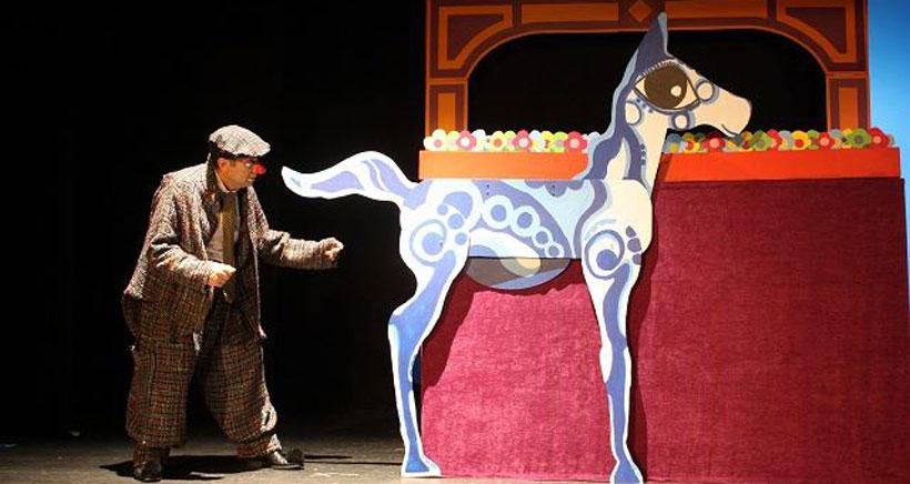 Teatro para niños en Viana: Festival Titirired